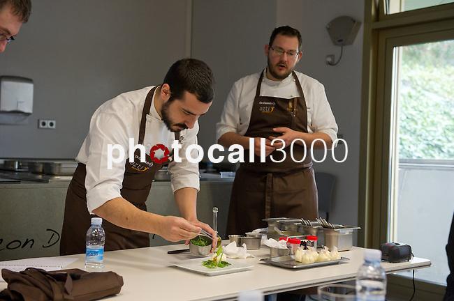 Master Class de Andoni Luis Aduriz en el Basque Culinay Center