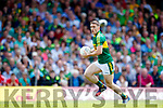 Stephen O'Brien Kerry in action against  Cork in the Munster Senior Football Final at Fitzgerald Stadium on Sunday.