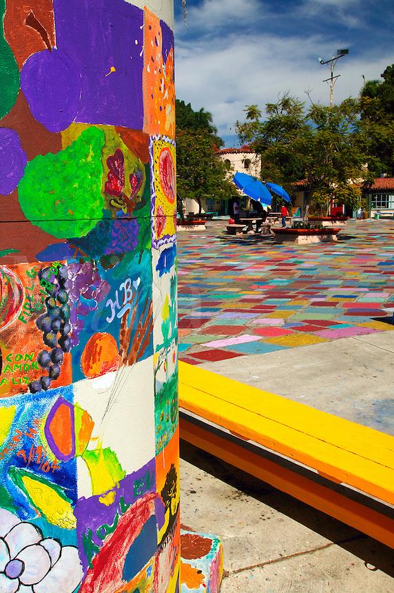 The Spanish Village Art Center, Balboa Park, San Diego, California