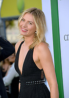 Maria Sharapova at the premiere for &quot;Battle of the Sexes&quot; at the Regency Village Theatre, Westwood, Los Angeles, USA 16 September  2017<br /> Picture: Paul Smith/Featureflash/SilverHub 0208 004 5359 sales@silverhubmedia.com