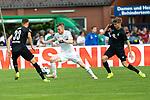 20.07.2019, Heinz Detmar Stadion, Lohne, Interwetten Cup VfL Osnabrück vs SV Werder Bremen<br /> <br /> im Bild / picture shows <br /> <br /> Kevin Friesenbichler (VfL Osnabrueck #28)<br /> <br /> Foto © nordphoto / Kokenge