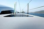The MC²60 Catamaran is a semi custom high performance luxury catamaran that will set new standards of speed, luxury and elegance.