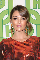 BEVERLY HILLS, CA - JANUARY 6: Lili Simmons at the HBO Post 2019 Golden Globe Party at Circa 55 in Beverly Hills, California on January 6, 2019. <br /> CAP/MPI/FS<br /> ©FS/MPI/Capital Pictures