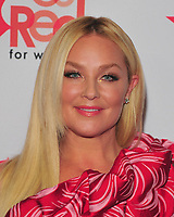 NEW YORK, NY - February 8: Elisabeth Rohm attends the Red Dress / Go Red For Women Fashion Show at Hammerstein Ballroom on February 8, 2018 in New York City Credit: John Palmer / Media Punch