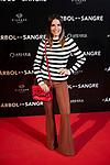 Flora Gonzalez attends to 'El Arbol de la Sangre' premiere at Capitol cinema in Madrid, Spain. October 24, 2018. (ALTERPHOTOS/A. Perez Meca)