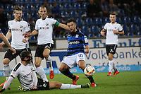 06.11.2015: FSV Frankfurt vs. SV Sandhausen