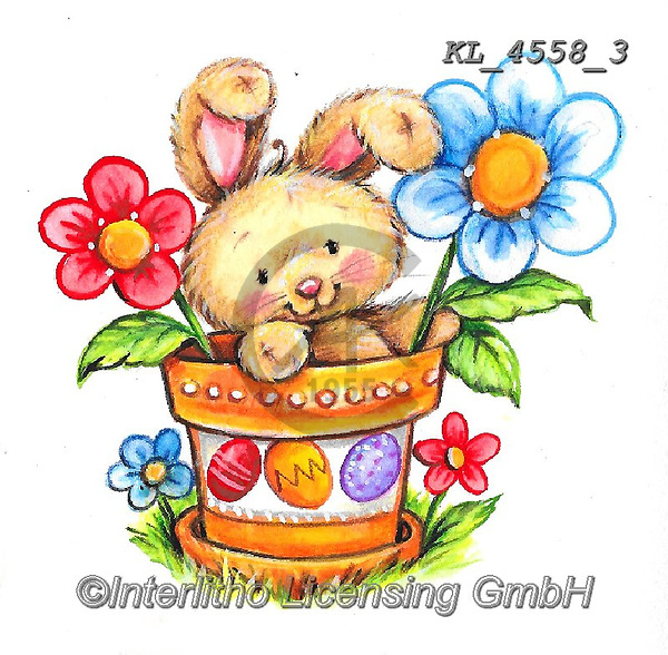 EASTER, OSTERN, PASCUA, paintings+++++,KL4558/3,#e#, EVERYDAY ,sticker,stickers