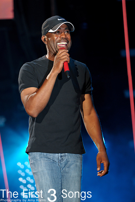 Darius Rucker performs at LP Field during the 2011 CMA Music Festival on June 12, 2011 in Nashville, Tennessee.