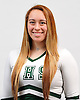 Angelica Castro of Lindenhurst poses for a portrait during the Newsday All-Long Island cheerleading photo shoot at company headquarters on Tuesday, Mar. 15, 2016.