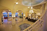 Europe/France/Rhône-Alpes/74/Haute-Savoie/Évian-les-Bains: Hall de l' Hôtel: Evian Royal Resort