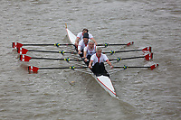 Crew: 102   Kingston Grammar School Veterans   G 4x<br /> <br /> Veteran Fours Head 2017<br /> <br /> To purchase this photo, or to see pricing information for Prints and Downloads, click the blue 'Add to Cart' button at the top-right of the page.