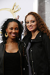 Guiding Light's Kim Brockington and friend attend the premiere of Tyler Perry's Why Did I Get Married Too? on March 22, 2010 at the School Of Visual Ats Theater, New York City, NY. (Photos by Sue Coflin/Max Photos)