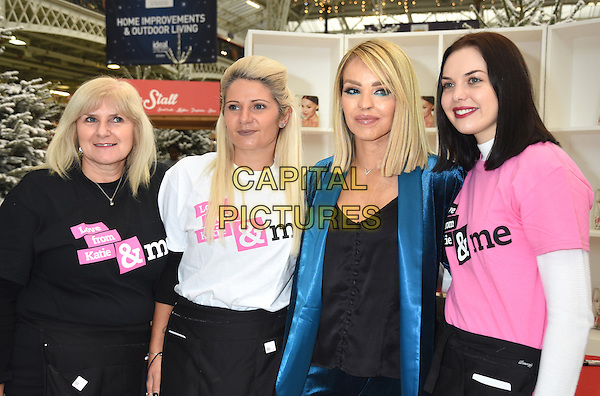 Katie Piper at the Ideal Home at Christmas, Olympia, London on November 23rd, 2016<br /> CAP/PP /BK<br /> &copy;BK/PP/Capital Pictures