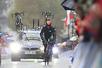 Riders including Dan Martin (IRL) tackle the 9 laps of the Harrogate circuit during the Men Elite Road Race of the UCI World Championships 2019 running 261km from Leeds to Harrogate, England. 29th September 2019.<br /> Picture: Eoin Clarke | Cyclefile<br /> <br /> All photos usage must carry mandatory copyright credit (© Cyclefile | Eoin Clarke)