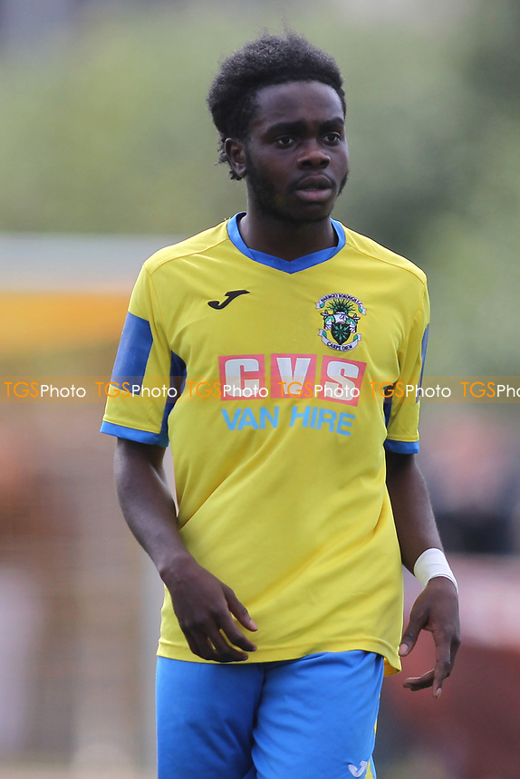 Romoluwu Akinola of Haringey during Haringey Borough vs Corinthian Casuals, BetVictor League Premier Division Football at Coles Park Stadium on 10th August 2019