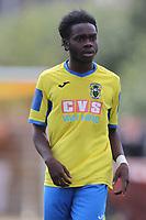 Romoluwu Akinola of Haringey during Haringey Borough vs Corinthian Casuals, BetVictor League Premier Division Football at Coles Park Stadium on 10th August 2019