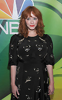 NEW YORK, NY - MAY 09:Christina Hendricks attends the 2019/2020 NBC Upfront presentation at the Four Seasons Hotel on May 13, 2019in New York City.  <br /> CAP/MPI/JP<br /> ©JP/MPI/Capital Pictures