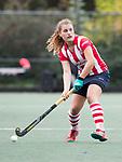 AMSTELVEEN - .  Hoofdklasse competitie dames, Hurley-HDM (2-0) . FOTO KOEN SUYK
