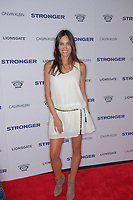www.acepixs.com<br /> <br /> September 14 2017, New York City<br /> <br /> Alina Puscau arriving at the premiere of 'Stronger'  at the Walter Reade Theater on September 14, 2017 in New York City.<br /> <br /> By Line: Curtis Means/ACE Pictures<br /> <br /> <br /> ACE Pictures Inc<br /> Tel: 6467670430<br /> Email: info@acepixs.com<br /> www.acepixs.com
