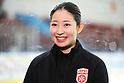 Ice Hockey: Japan women's national team training session