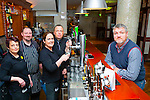 John O'Leary and the staff of O'Leary's at The Granary bar and Restaurant l-r: Janet Moriarty, Stephen O'Leary, Bernice McCarthy, Maurice Morony and John O'Leary