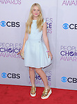 Kathryn Newton at The 2013 People's Choice Awards held at Nokia Live in Los Angeles, California on January 09,2013                                                                   Copyright 2013 Hollywood Press Agency