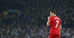 James Milner of Liverpool during the English Premier League match at Goodison Park, Liverpool. Picture date: December 19th, 2016. Photo credit should read: Lynne Cameron/Sportimage