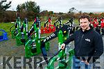 Joe Moynihan (JM Agri-Design), Derrymore East, Tralee.