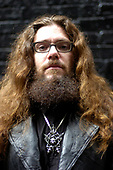 Sep 22, 2006: CELTIC FROST - Photosession in Chicago IL USA