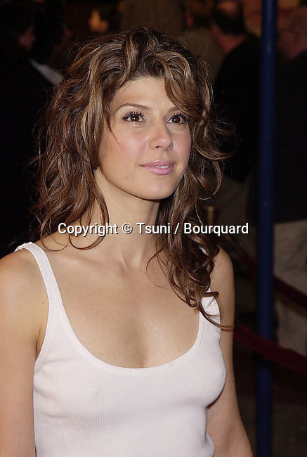Dec 13, 2000; Los Angeles, CA, USA; <br /> What Women Want 1ere was held at the Westwood Village Theatre in Los Angeles<br /> Tomei.Marisa.18.JPG