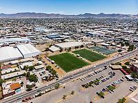 Vista aerea <br /> Campos Deportivos de la Liga Oxxo.<br /> <br /> <br /> Photo: (NortePhoto / LuisGutierrez)<br /> <br /> ...<br /> keywords: