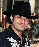 "HOLLYWOOD, CA. - April 30: Robert Rodriguez  arrives at the Los Angeles premiere of ""Star Trek"" at the Grauman's Chinese Theater on April 30, 2009 in Hollywood, California."