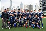 China Agricultural University Team during Day 2 of the GFI HKFC Tens 2012 at the Hong Kong Football Club on March 22, 2012. Photo by Mike Pickles / The Power of Sport Images for HKFC