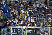Tifosi Sampdoria Supporters <br /> Firenze 27-08-2017 Stadio Artemio Franchi Calcio Serie A Fiorentina - Sampdoria Foto Andrea Staccioli / Insidefoto
