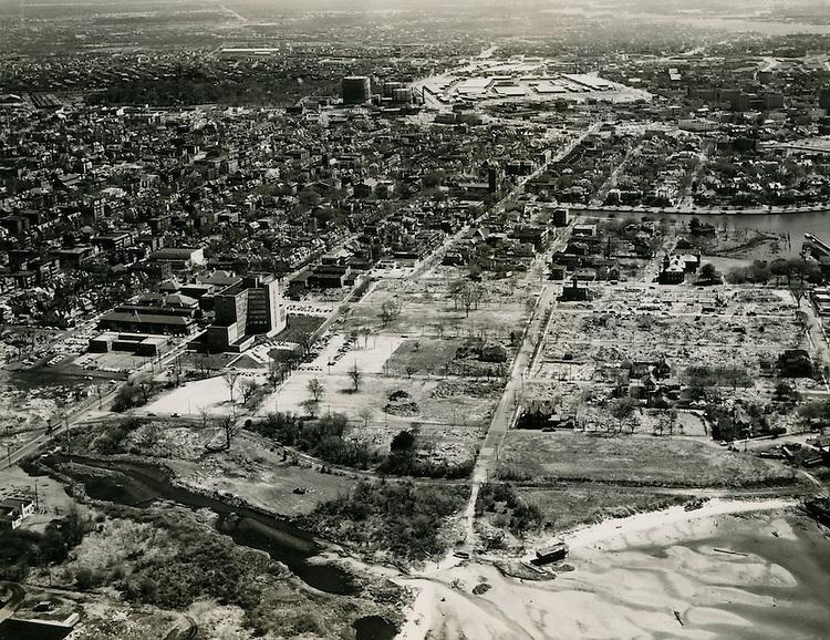 1959 April 04.Redevelopment..Atlantic City (R-1)..Medical Center Site..PHOTO CRAFTSMEN INC..NEG# 40-968.NRHA# 853..