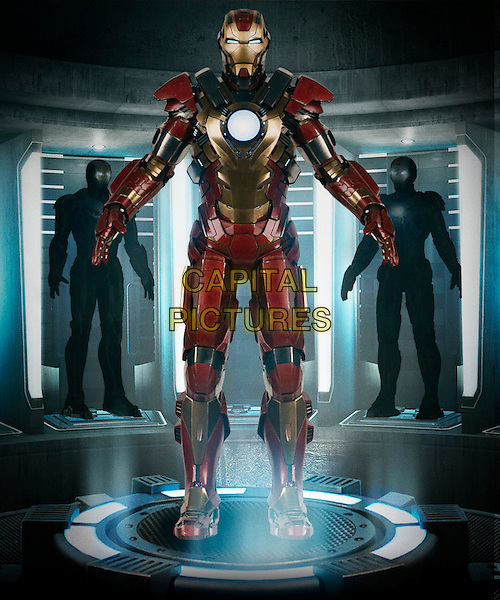 SCENE.in Iron Man 3 (2013) .*Filmstill - Editorial Use Only*.CAP/NFS.Supplied by Capital Pictures.