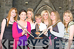 Musicians l-r: Mary O'Connor, Roisin O'Connor, Cliona O'Connor, Noel O'Shea, Sinead Dennehy, Jane Shanahan and Ailish Heffernan who played at the Memorable Melodies concert in St Stephen and John church Castleisland on Sunday evening ....