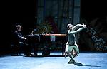 "English National Ballet. ""Ballet Russes"" season at Sadlers Wells Theatre."