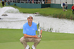 Ross Fisher aftrer winning the 3 Irish Open, at the Killarney Golf and Fishing Club, Killarney, Ireland.Picture Eoin Clarke/www.golffile.ie.