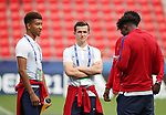 England's Ben Chilwell during the UEFA Under 21 Semi Final at the Stadion Miejski Tychy in Tychy. Picture date 27th June 2017. Picture credit should read: David Klein/Sportimage