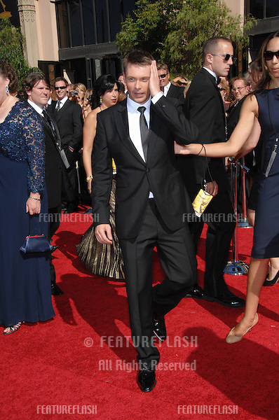 Ryan Seacrest at the 59th Primetime Emmy Awards at the Shrine Auditorium..September 16, 2007 Los Angeles, CA.Picture: Paul Smith / Featureflash