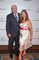 Mark Osherow and Nancy Osherow attend The Boys and Girls Club of Miami Wild About Kids 2012 Gala at The Four Seasons, Miami, FL on October 20, 2012