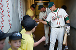 Proehlific Park - Crawdads visit the Greensboro Grasshoppers