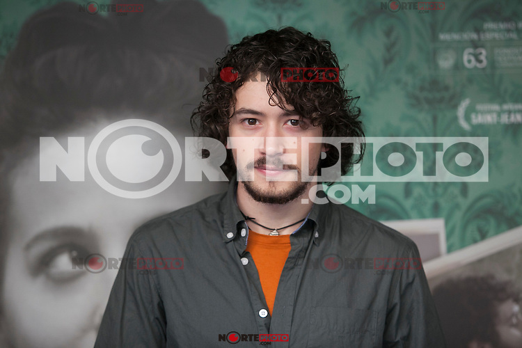 Actor Ramon Barea poses during `Un otono sin Berlin´ film presentation in Madrid, Spain. November 10, 2015. (ALTERPHOTOS/Victor Blanco)