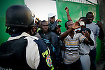 Elections day in Haiti / Dia de Elecciones presidenciales en Haiti . Photo by Jose L. Cuesta