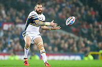 Picture by Alex Whitehead/SWpix.com - 07/10/2017 - Rugby League - Betfred Super League Grand Final - Castleford Tigers v Leeds Rhinos - Old Trafford, Manchester, England - Leeds' Adam Cuthbertson.