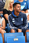 11.08.2018, Wirsol-Rhein-Neckar-Arena, Sinsheim, GER, Testspiel, TSG 1899 Hoffenheim vs SD Eibar, <br /> <br /> DFL REGULATIONS PROHIBIT ANY USE OF PHOTOGRAPHS AS IMAGE SEQUENCES AND/OR QUASI-VIDEO.<br /> <br /> im Bild: Leonardo Bittencourt (TSG 1899 Hoffenheim #13)<br /> <br /> Foto &copy; nordphoto / Fabisch
