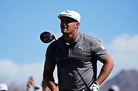 Bryson DeChambeau (USA) In action during the first round of the Waste Management Phoenix Open, TPC Scottsdale, Phoenix, USA. 29/01/2020<br /> Picture: Golffile | Phil INGLIS<br /> <br /> <br /> All photo usage must carry mandatory copyright credit (© Golffile | Phil Inglis)