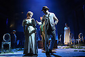 THE GO-BETWEEN opens at the Apollo theatre, Shaftesbury Avenue. With music and lyrics by Richard Taylor, book and lyrics by David Wood, based on the novel by L.P. Hartley, and directed by Roger Haines. Starring Michael Crawford and Issy van Randwyck. Picture shows: Gemma Sutton (Marian), Stuart Ward (Ted)