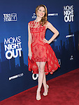 Sarah Drew attends Moms' Night Out held at TCL Chinese Theatre in Hollywood, California on April 29,2014                                                                               © 2014 Hollywood Press Agency